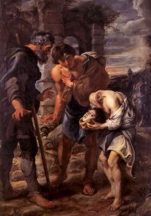 Catholic Saint Costume