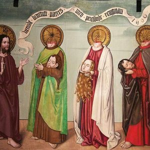Saint Costumes All Saints Day