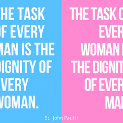 The Task Of Every Man And Woman