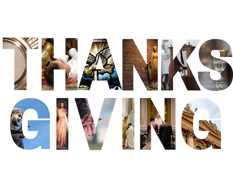 Catholic Thanksgiving Gratitude