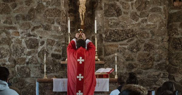 How To Request A Mass Catholic