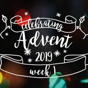 Advent Reflections First Sunday