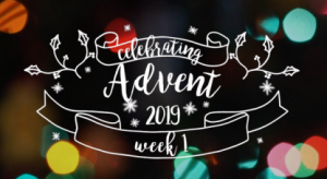How To Use Your Imagination This Advent | Week 1 Reflection