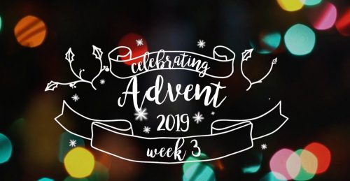 3rd Week of Advent Reflection Hope