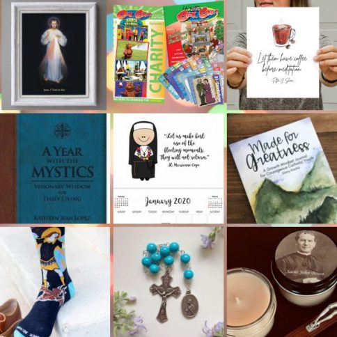 Catholic Gifts and Books Giveaway