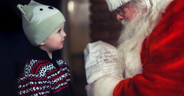 Kids Christmas Service PRoject Idea MISSIO