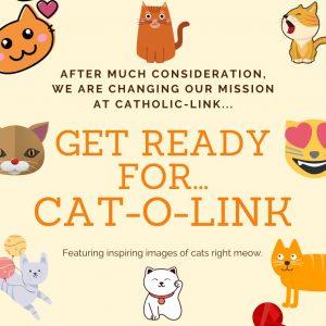 Cat-o-link April Fool's Joke