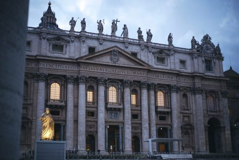 The Example Of Saints In Times Of Trial: A Priest, A Lay Man, And A Pope