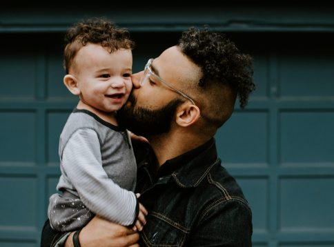 """What Can Dads Learn From The """"Silent Giant Of Faith""""?"""