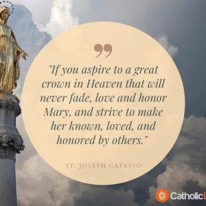 Aspire To A Great Crown In Heaven