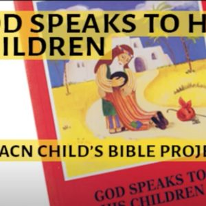 Aid to the Church in Need (ACN) is working to share the Gospel with children and families who are spending more time at home during the coronavirus pandemic.