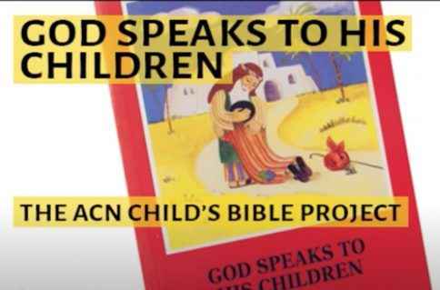 Aid To The Church In Need Offers Free Children's Bible Read Alouds