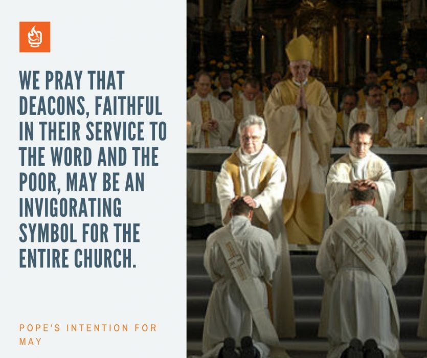 Pope's Intention for May