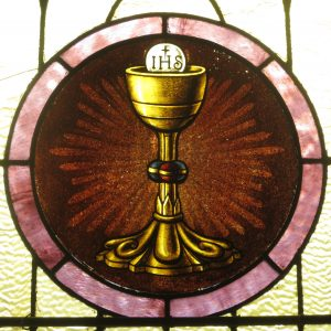 IHS Christogram What It Means St. Bernardine