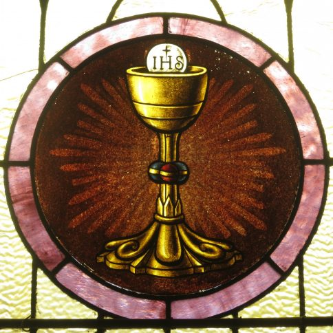 Why St. Bernardine Created The IHS Christogram And What It Means