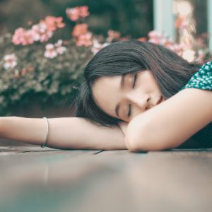 Sleeping While Praying Catholic