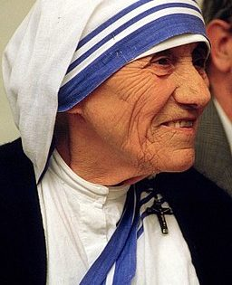 st. Mother Teresa daily prayer Radiating Christ Fragrance of CHrist