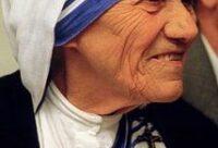st. Mother Teresa daily prayer Radiating Christ Fragrance of CHrist