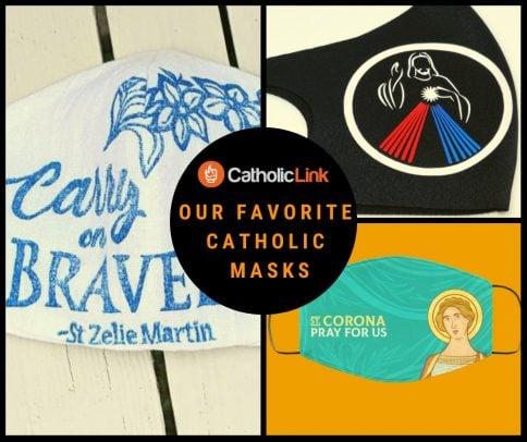 Our 10 Favorite Catholic Masks