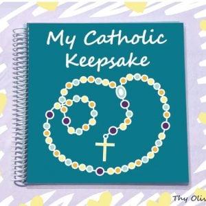 Catholic Baby Book Best