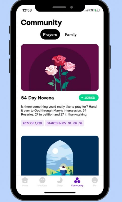 Hallow Is The New Catholic App Helping Us Pray More!