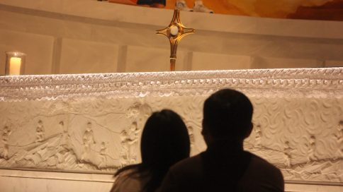 Fully Alive In The Sacraments