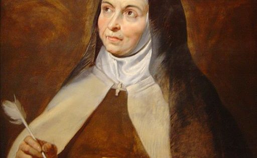 St. Teresa of Jesus Women Doctors of the Church St. Teresa of Avila