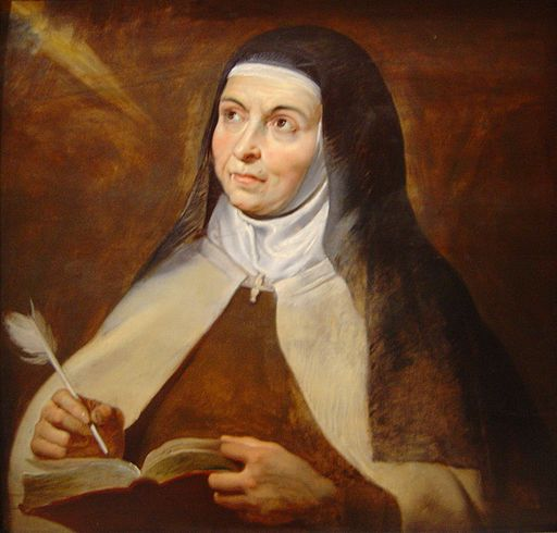 Women Doctors Of The Church: St. Teresa Of Avila