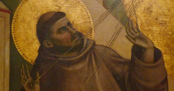 St. Francis of Assisi Preaching and quotes