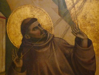 The Bold, Childlike Preaching Of St. Francis Of Assisi