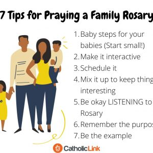 7 tips for family rosary
