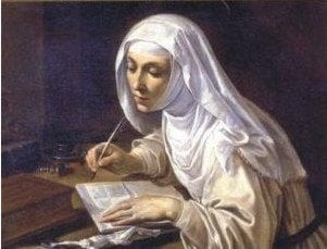 St. Catherine of Siena Woman Doctor of the CHurch