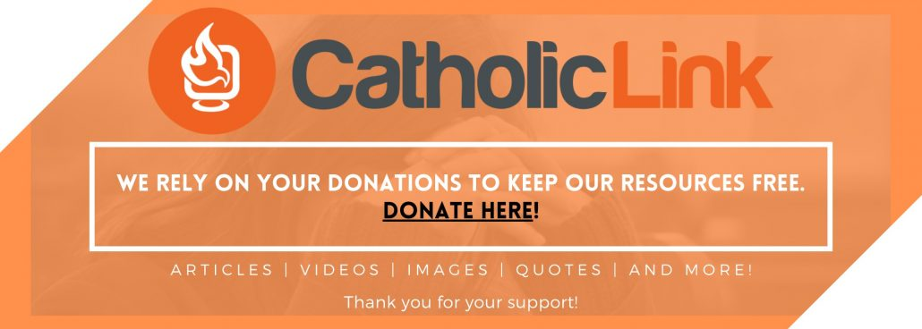 Catholic-Link Donations donate donation  donor