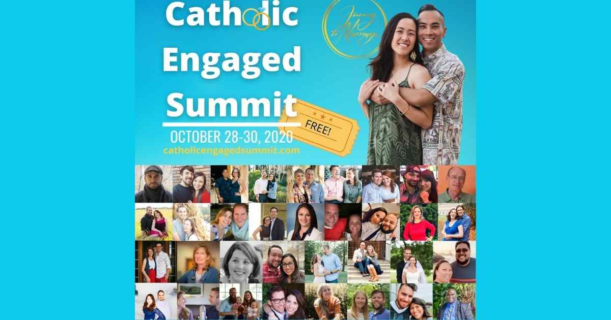 FREE Event For Catholic Engaged Couples Desiring A Holy & Thriving Marriage!