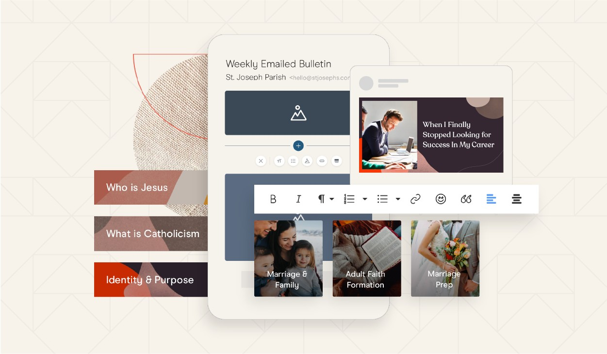 Digital Tool Changing The Way Catholics Engage With The Church