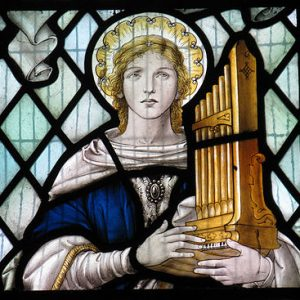 St. Cecilia feast day