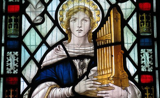 St. Cecilia feast day