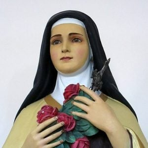 St. Therese of Lisieux Woman Doctor of the Catholic Church