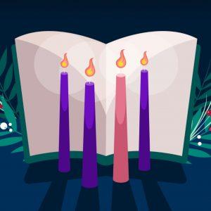 Hallow Advent #Pray25 Catholic