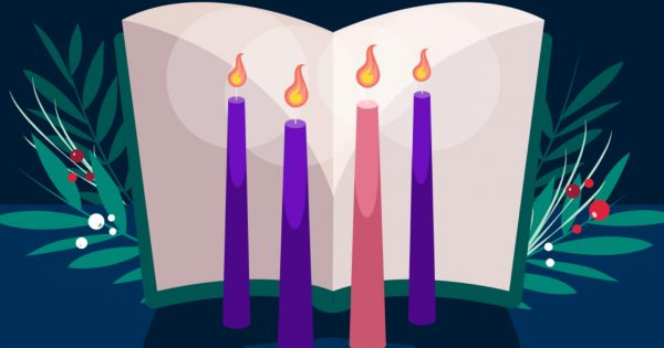 Hallow Advent #Pray25 Catholic