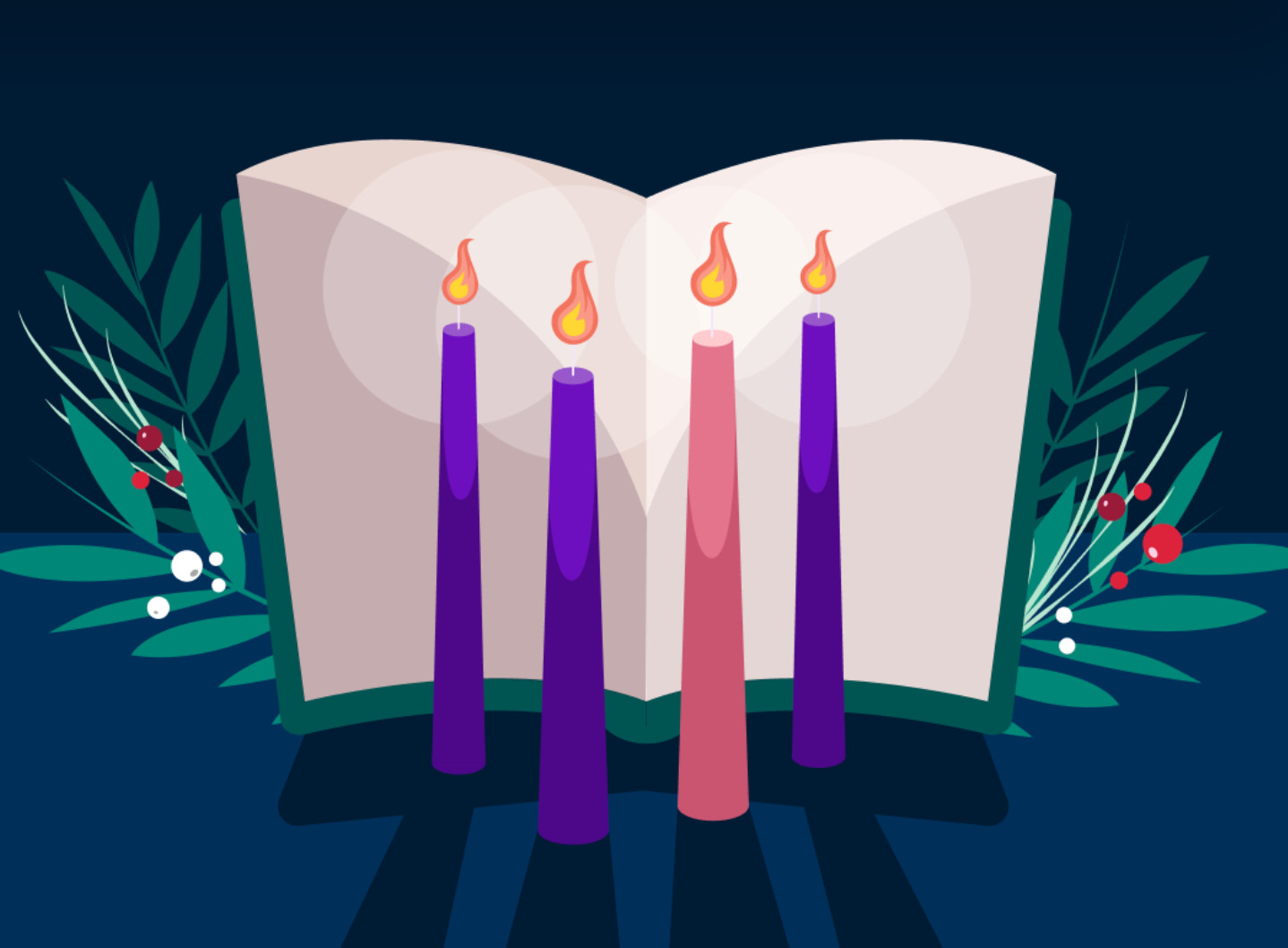 Get To Know Jesus This Advent With #Pray25