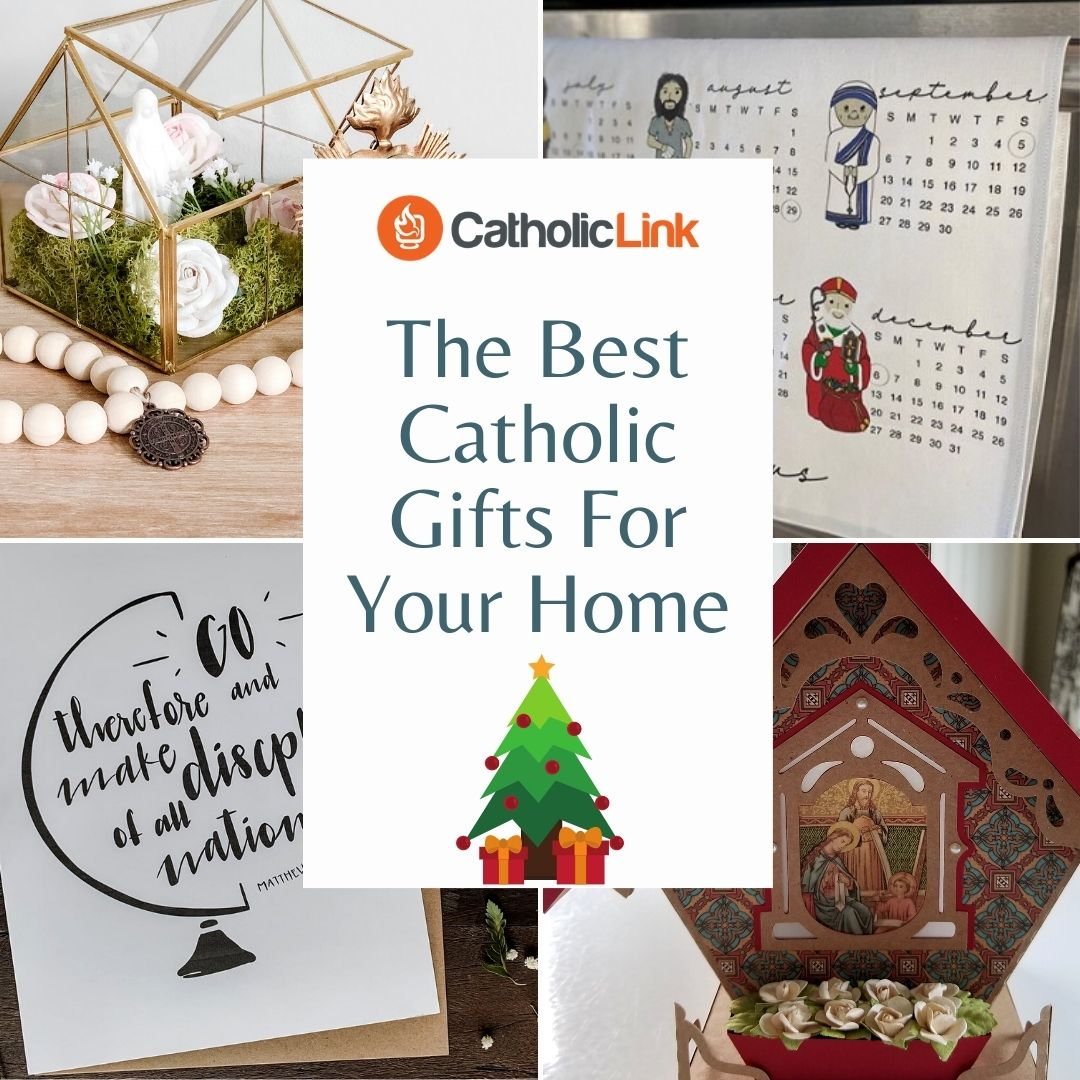 Our Favorite Catholic Gifts For The Home