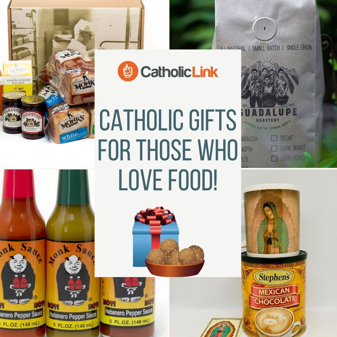 Our Favorite Catholic Gifts For Foodies