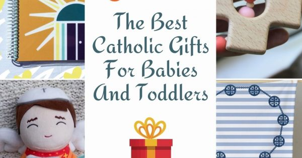 Catholic Gifts For Babies and Toddlers