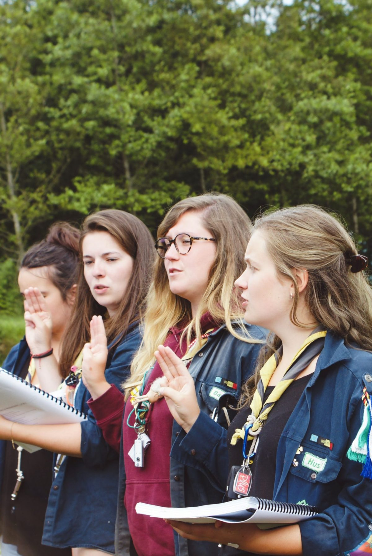 Catholic Alternatives To The Girls Scouts