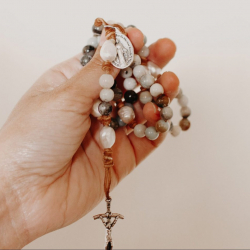 Rosary Struggles? St. Therese Can Relate