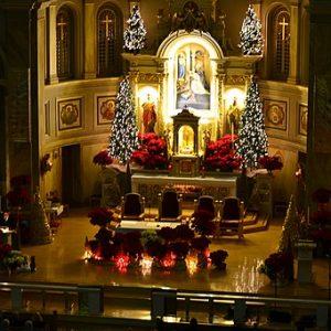 Christmas Mass Tips Covid