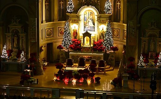 Christmas Mass Tips Covid