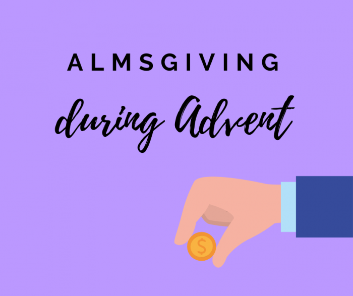 Almsgiving During Advent – Help Support Catholic Link!