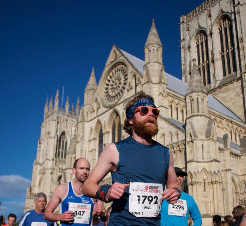 Running A Spiritual Marathon Catholic